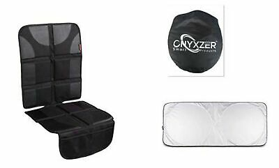 Car Seat Protector - XL Size, Thickest Padding, Durable, Waterproof Carseat C...