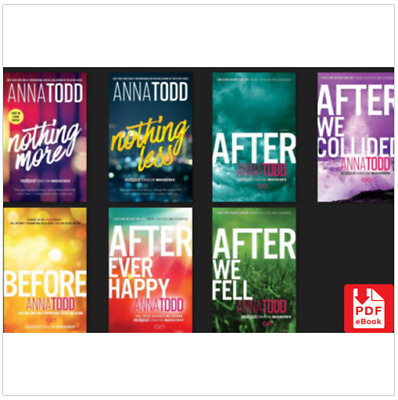 After Series (1-7) by Anna Todd