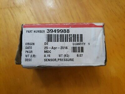 Genuine Cummins 4358939 SENSOR,PRESSURE