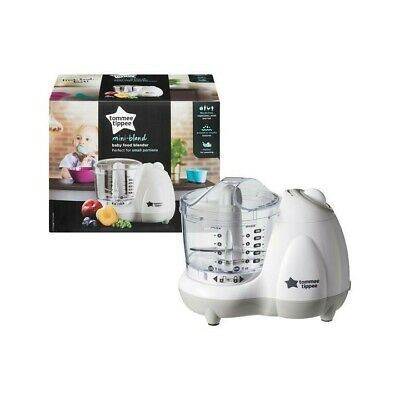 Tommee Tippee Mini Blend Baby Food Blender  Brand  ***New***