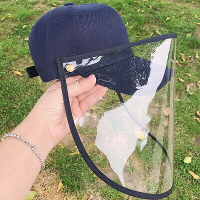 Cover Outdoor Safety Face Shield, Visor Mask Full Face Shield Protective Cap