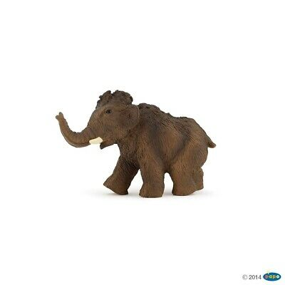 Young Mammoth figure Papo: Dinosaurs - Model 55025