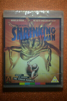 Brand New & Sealed ARROW VIDEO: The Incredible Shrinking Man Blu-ray