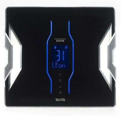 Tanita RD-953S Connect Cuerpo Composición Monitor Inteligente Escala - (Negro)