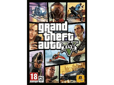 PC GTA V - Grand Theft Auto