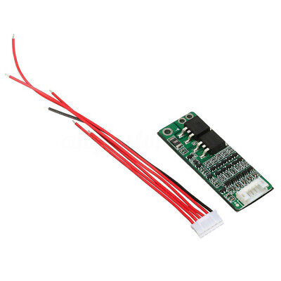 10x 3A Protection Board For 3.7V 18650 Li-ion lithium Battery W// Solder Belt JH