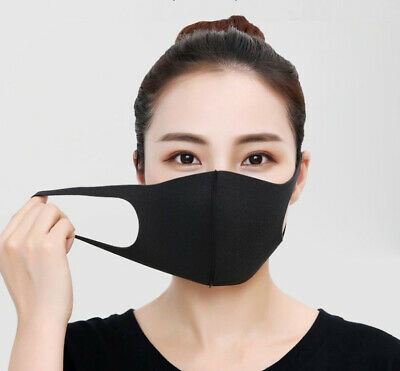 3 x Protective Face Covering Washable & Breathable Face Masks PM2.5 wholesale