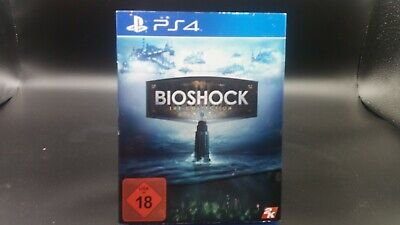 PS4, Bioshock the Collection, Playstation 4