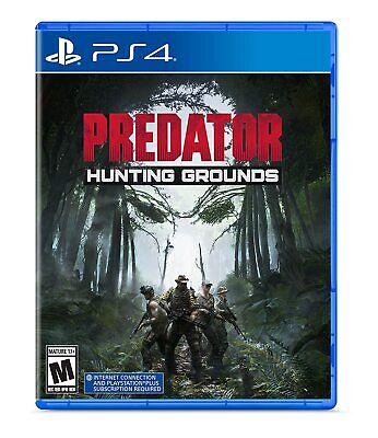 Predator Hunting Grounds (PS4 / PlayStation 4) BRAND NEW