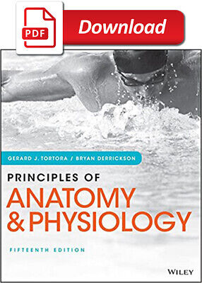 Principles of Anatomy and Physiology 15th Edition (E-B O O K) ⚡⚡FAST DELIVERY⚡⚡