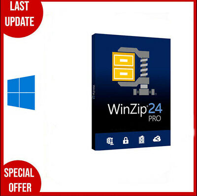 Corel  WinZip Pro 24 ✔️5 PC✔️Lifetime Licence Key✔Fast Delivery✔