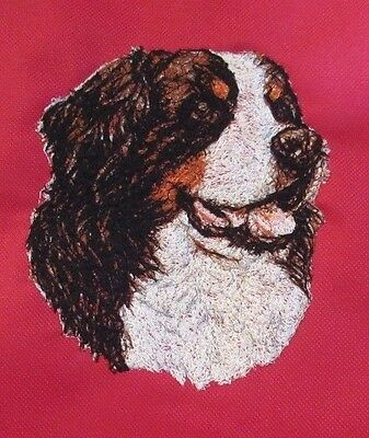 Embroidered Sweatshirt - Bernese Mountain Dog AED14847 Sizes S - XXL