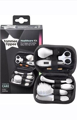***NEW***Tommee Tippee Closer to Nature Health Care Kit Baby Grooming Healthcare