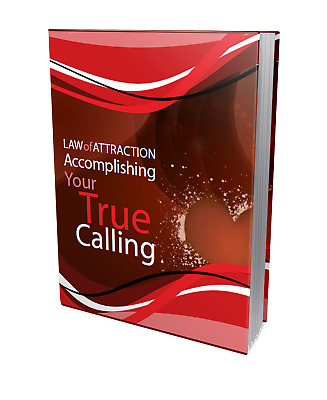 LOA - Accomplishing Your True Calling PDF eBook with master resell rights