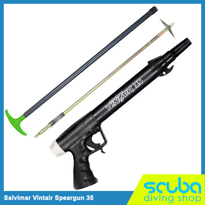 Salvimar Storm Pole Spear 18mm 195cm For Diving /& Spearfishing
