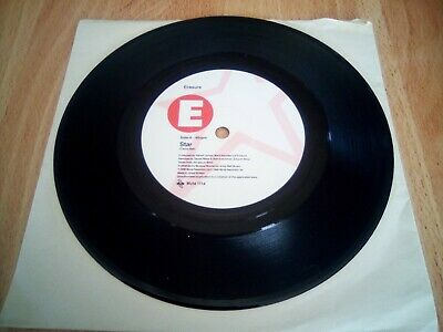 "Erasure  Star 7"" Inch Vinyl single record 1990 good condition+"