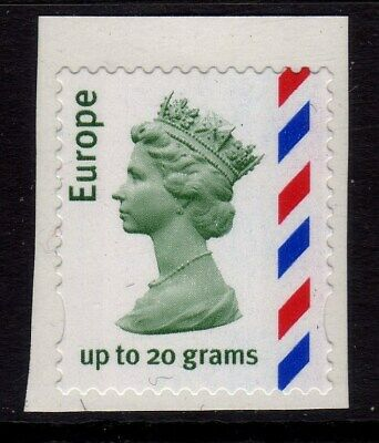 GB 2010 Overseas Booklet Stamp 20g Europe SG 2357b MNH