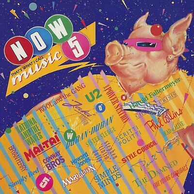 NOW That's What I Call Music! 5 [CD] New & Sealed - Free UK Shipping