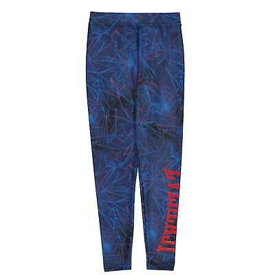 Everlast Long Length Leggings Youngster Girls Jersey Pants Trousers Bottoms