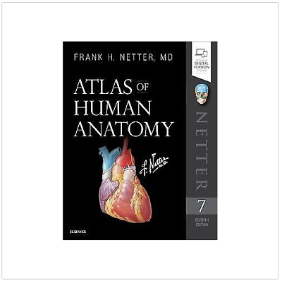 Atlas of Human Anatomy, by Netter, Frank eTextBook