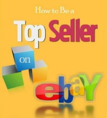 How To Become a Top Seller on eBay + Master Resell Rights