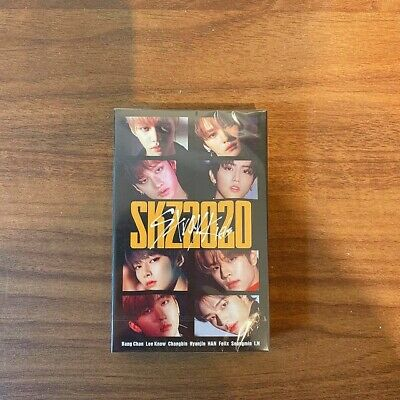 SKZ2020 Stray Kids  Cassette TAPE limited edition No Benefit