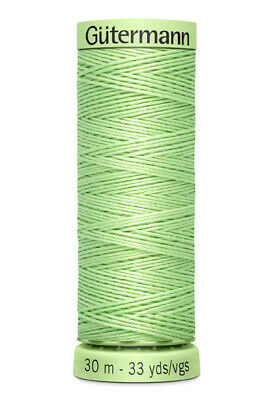 Gutermann Top Stitch Sewing Thread (30m 33 Yards) Extra Strong Premium Quality
