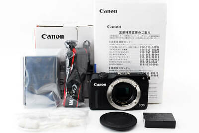 Excellent++ Canon EOS M2 mirrorless camera (ONLY BODY) - Black Free Shipping