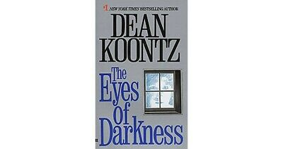 The Eyes Of Darkness - Dean Koontz [pdf] [kindle book]