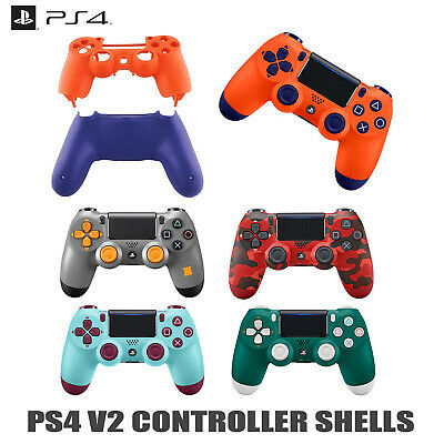 Limited Edition Playstation 4 PS4 V2 Controller Custom Shell Case Mod Kit