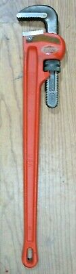 "New USA RIDGID 36"" STEEL PIPE WRENCH - No. 31035 - The Best!!!"