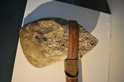 Museum Collection Tribal Axe