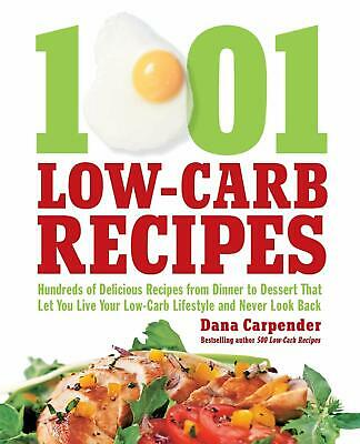 1001 Low-Carb Recipes PDF eBook  24 H deliver