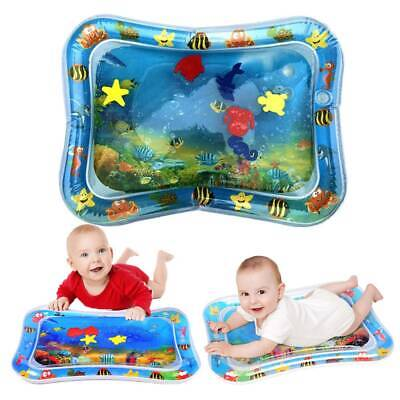 Large Inflatable Water Play Mat Baby Infants Toddlers Kid Perfect Fun Tummy UK