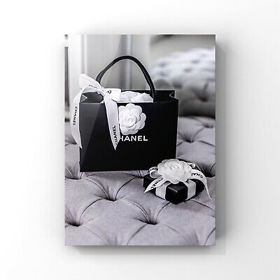 Designer fashion print wall art poster bedroom office beauty room A4