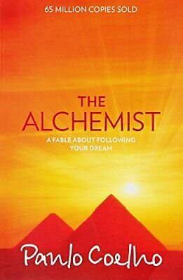 The Alchemist by Paulo Coelho Book The Fast Free Shipping