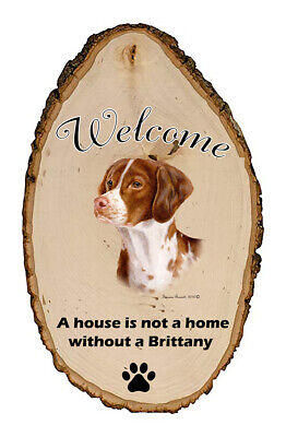 Outdoor Welcome Sign (TB) - Brittany 51071
