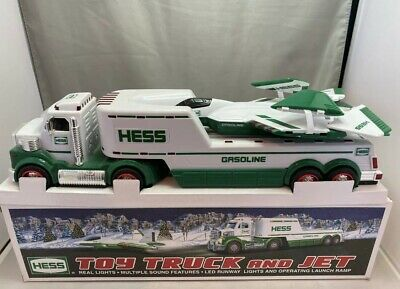 2010 Hess Toy Truck and Jet NEW IN BOX - NEVER OPENED!!!