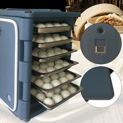 90 L Food Incubator Warmer Heat Insulation Food Carrier Food Cabinet Hot Cold