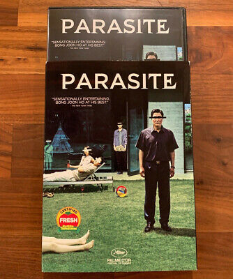 Parasite (DVD, 2019 Awards Film) Free Shipping New & Sealed US Seller