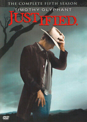 Justified - The Complete (5Th) Fifth Season (Keepcase) (Dvd)
