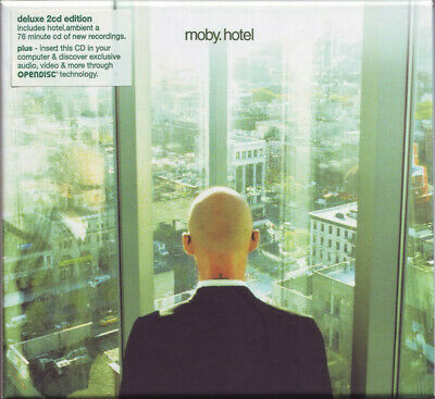 Moby - Hotel (CD, Album, Enh + CD, Album, Enh + Ltd)
