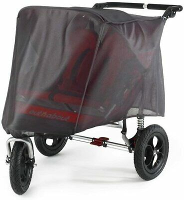 Out 'N' About Nipper UV Cover - Double Stroller