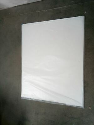 Condor 31AN19 4 Pk 3 Ft W 3 Ft 9 In L White Disposable Tacky Mat