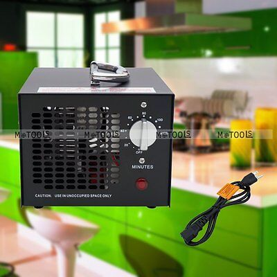 110V Commercial Ozone Generator Industrial Air Purifier Mold Mildew Smoke Odor