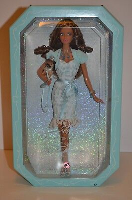 Barbie Doll Miss Aquamarine Steffie Birthstone Beauties March AA