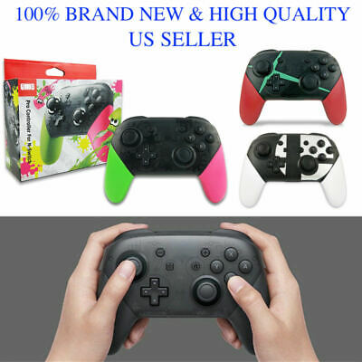Wireless Pro Controller Gamepad Joypad Remote for Nintendo Switch GREAT QUALITY