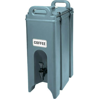 Cambro 4.75 Gal. Insulated Beverage Dispenser Slate Blue 500Lcd-401