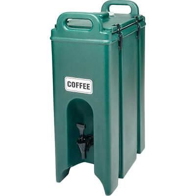Cambro 4.75 Gal. Insulated Beverage Dispenser Green 500Lcd-519