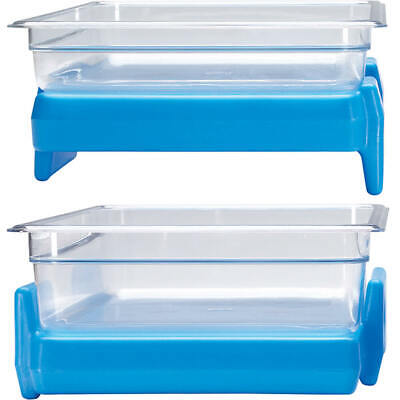 Cambro Full Size 1/1 Gn Buffet Camchiller, Food Pan Ice Pack Cold Blue Cpb1220